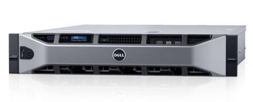 DELL PowerEdge R530 (2xE5-2630v3, 2x1Tb NLSAS)