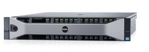 DELL PowerEdge R730 (1xE5-2650v3, 2x8Tb NLSAS)
