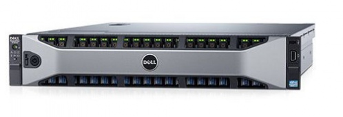 DELL PowerEdge R730XD (1xE5-2620v4, 1228Gb SAS 2.5in3.5)