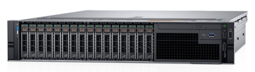 DELL PowerEdge R740 (2xSilver 4114, 64GB, 120Gb SATA SSD)
