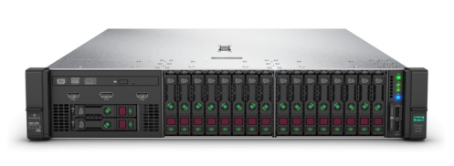 HP ProLiant DL380 Gen10 (1xBronze 3106, no HDD, P408i-a)