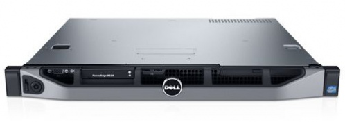DELL PowerEdge R220 (1xG3450, no HDD)