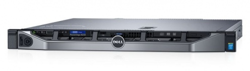 DELL PowerEdge R230 (1xE3-1230v6, 1Tb SATA, iD8Ex+PC)