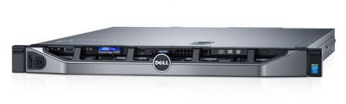 DELL PowerEdge R330 (1xE3-1230v6, 1Tb SAS)