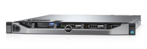 DELL PowerEdge R430 (2xE5-2623v4, 4x10Tb NLSAS)