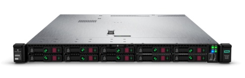 HP ProLiant DL360 Gen10 (1xSilver 4114, 2x300Gb SATA)