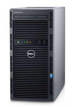 DELL PowerEdge T130 (1xE3-1270v6, 1Tb NLSAS)