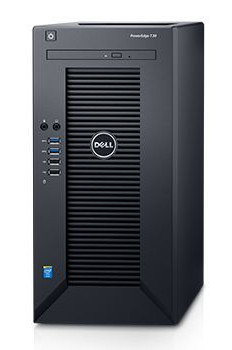 DELL PowerEdge T30 (1xE3-1225v5, 1Tb SATA)