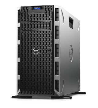 DELL PowerEdge T430 (1xE5-2620v4, no HDD)