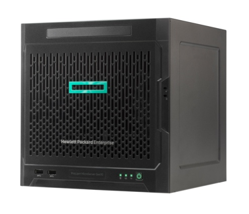 HP ProLiant MicroServer Gen10 (1xX3216, no HDD)